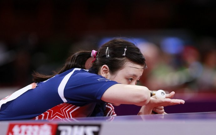 How to Serve a Ping Pong Ball like a Pro