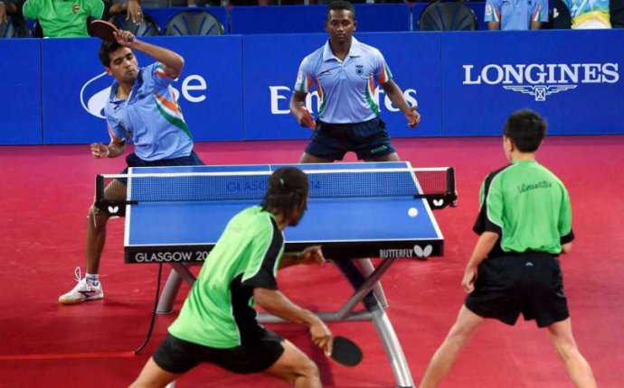 India Junior Table Tennis Teams Sweep Titles – NDTV Sports