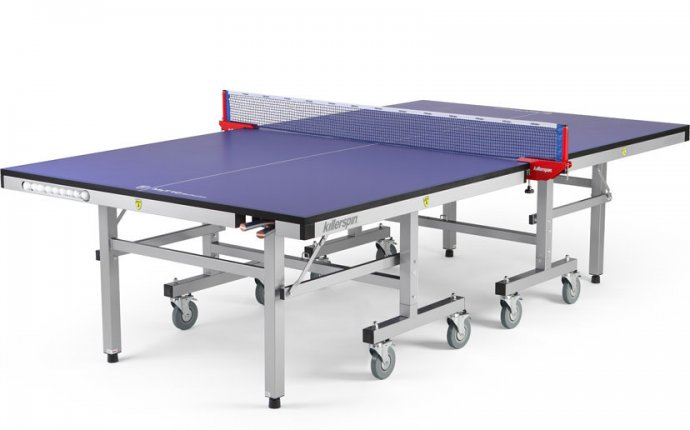 Killerspin MyT10 BluPocket Table Tennis Table 366-09