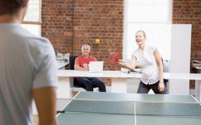 Table Tennis Scoring Rules | LIVESTRONG.COM