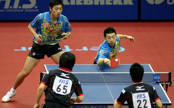 Xu Xin Photos Photos - World Table Tennis Championships 2009 Day 7