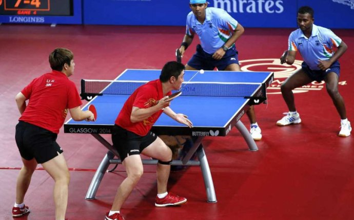 Table tennis rules wiki