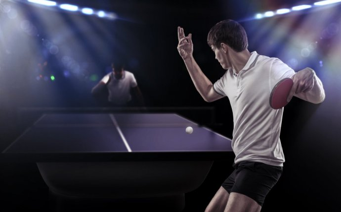 What are the rules to ping pong?