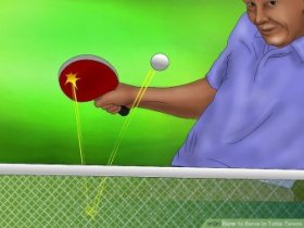 Image titled Serve in Table Tennis Step 5