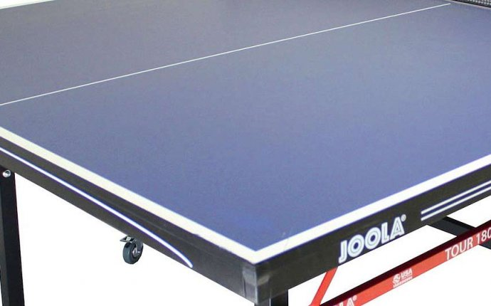 Regulation Table Tennis Table Size
