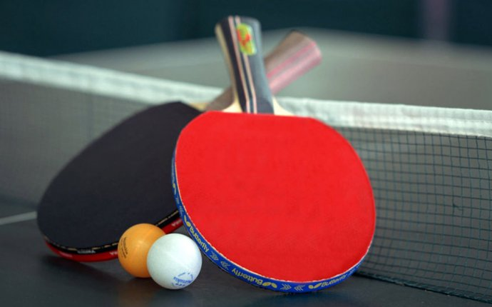 Table tennis rules and regulations singles