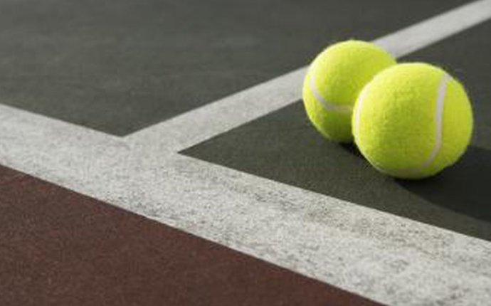 Tennis rules for singles