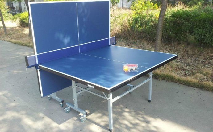Size Of A Table Tennis